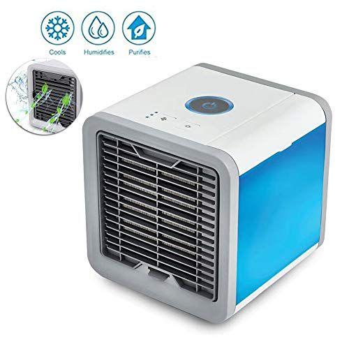 Mini Air Cooler Personal Space Cooling Fans Fan Evapolar
