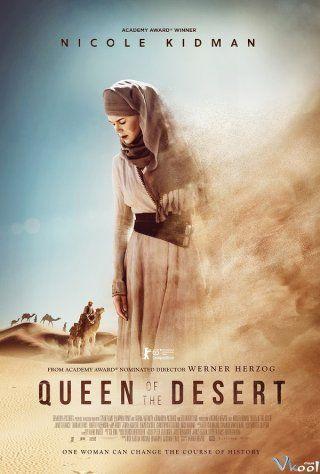 Phim Nữ Hoàng Sa Mạc