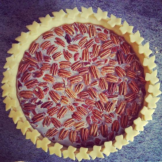 Pecan Pie { Et sa touche de Bourbon}