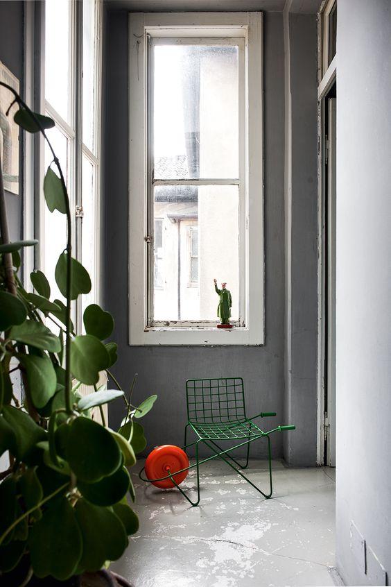 ガーデンチェア マジス コーディネート例 トロッター