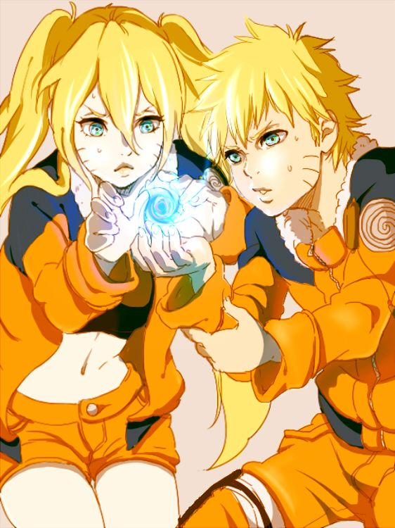 Naruto photo 20 naruko and naruto uzumaki20 jpg