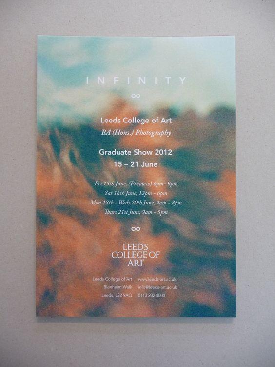 INFINITY: Leeds College of Art