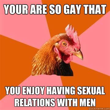 anti-joke chicken is so funny!