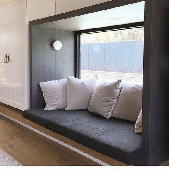 42 Inspiring Cozy Window Seat Ideas Window Seat Design Modern