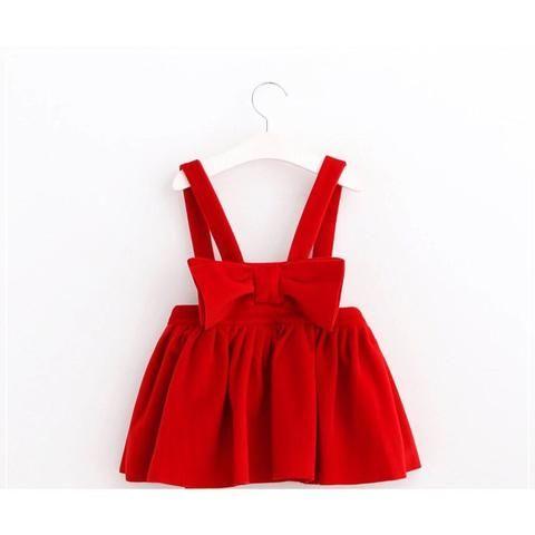 Holly Bow Dress