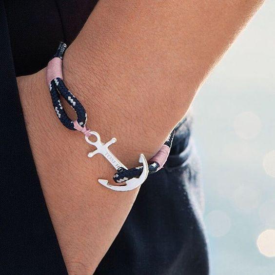 bracelet tom hope rose femme. Black Bedroom Furniture Sets. Home Design Ideas