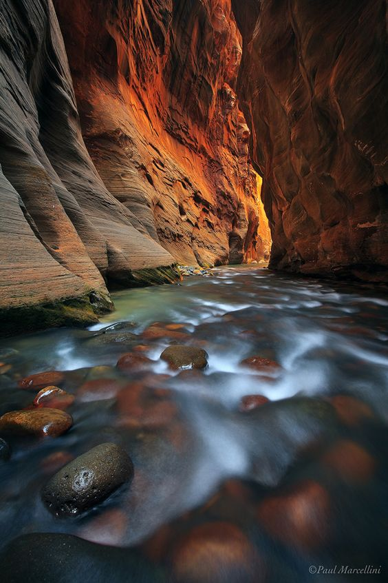 Glow in the Narrows by Paul Marcellini, via 500px