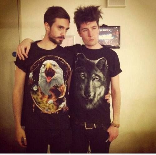 bastille dan and kyle