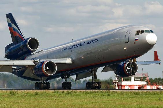 Aeroflot Cargo McDonnell-Douglas MD-11F Beltyukov