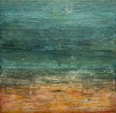 "Saatchi Art Artist amanda wigglesworth; Painting, ""Gaze of Silence"" #art"