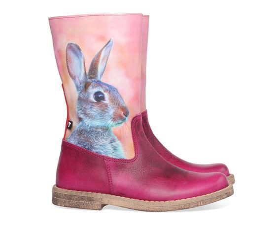 Zijn jullie ook zo gek op konijntjes? Nu online!  www.kinderschoenen.nl #kinderschoenen #wild #bunny
