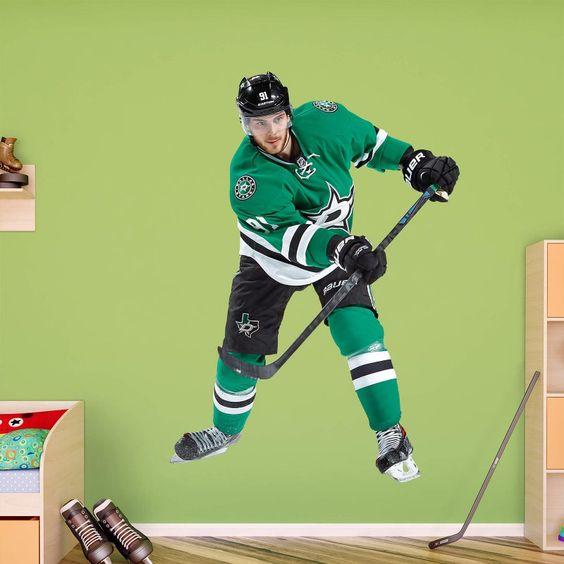 Fathead NHL Dallas Stars Tyler Seguin Center Wall Decal - 71-71566