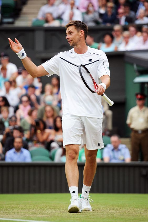Robin Soderling Photos: The Championships - Wimbledon 2011: Day Four