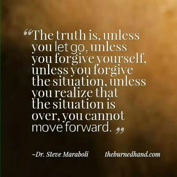 Learn to move forward