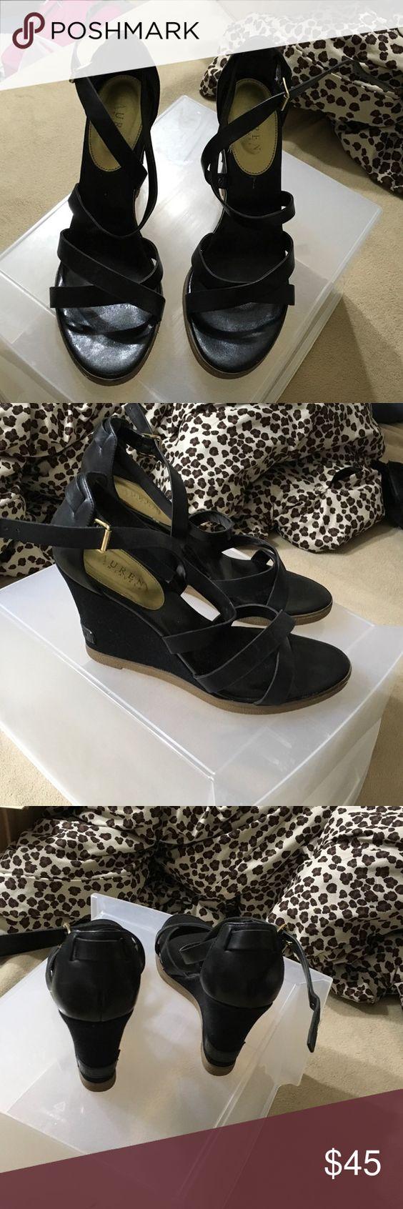 Lauren Ralph Size 10 Lauren Ralph Lauren Shoes Platforms