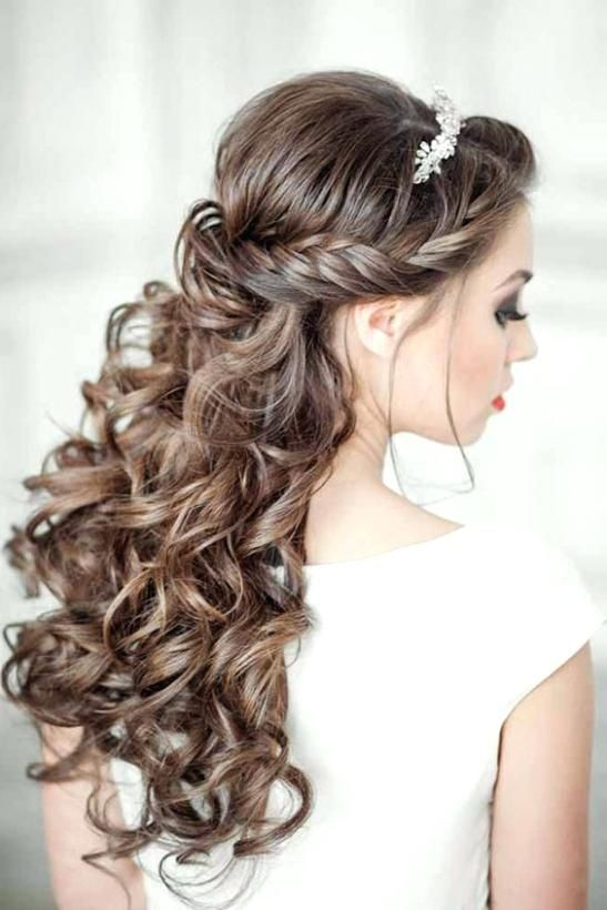 Image Result For Quinceanera Mom Hairstyles Quince Hairstyles Hair Styles Wedding Hairstyles For Long Hair