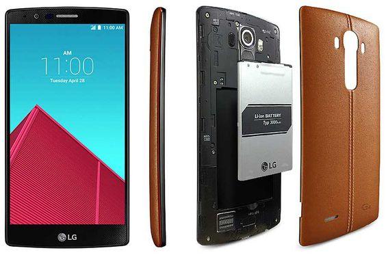 Conheça o novo LG G4. Veja mais em efacil.com.br/simplifica