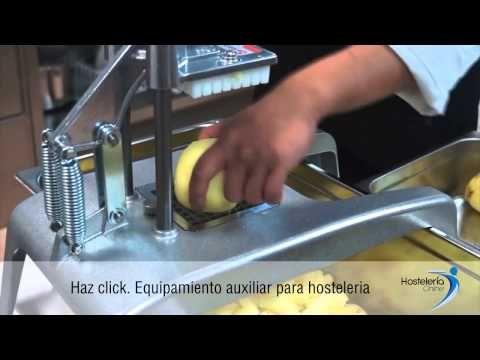 El Grupo Doserres Te Ofrece Cortadoras De Patatas De Dos Fabricantes Sumamente Conocidos En El E Cortador De Papas Fritas Pelador De Papas Papas A La Francesa