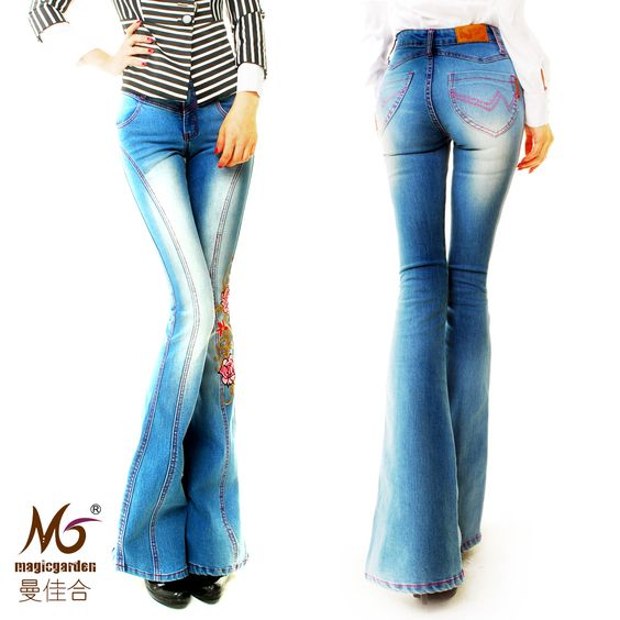Aliexpress.com : Buy women designer jeans women denim pants black