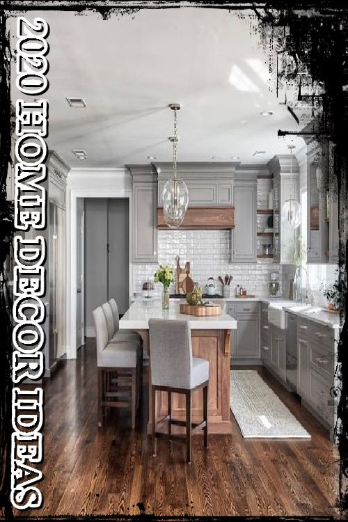 20 Best Ideas For Kitchen Remodel How Long Does A Kitchen Remodel Take Kitchen Remodel Trendy Farmhouse Kitchen Kitchen Design