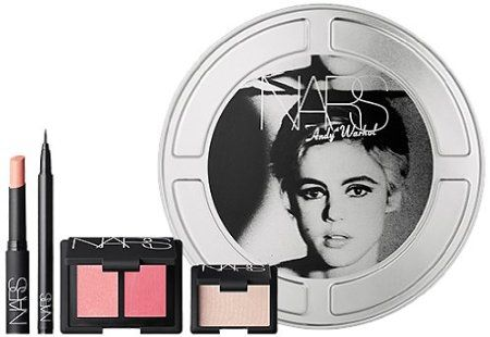 NARS Gift Set, Edie (Andy Warhol Limited Edition), Edie: Beauty