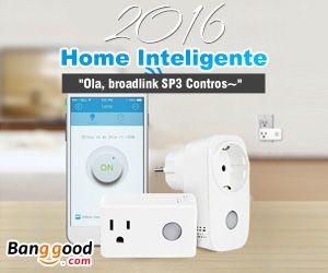 Broadlink SP3 interruptor inteligente de controles con WifiReciba Gratis Los Códigos De Descuentos Y Ofertas Para Hacer Las Compras De Productos Por Internet En Las Mejores Tiendas En Línea..