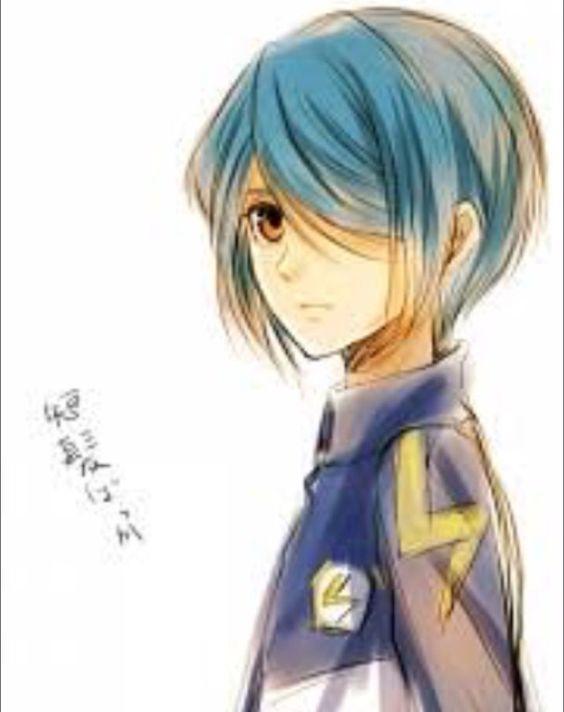 Kazemaru (Cabello corto)