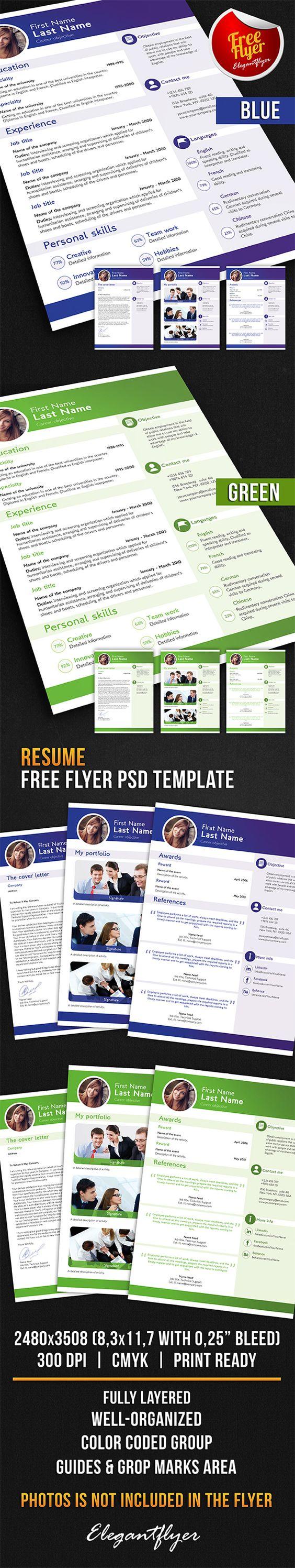 resume cv psd template elegantflyer com resume cv psd template elegantflyer com