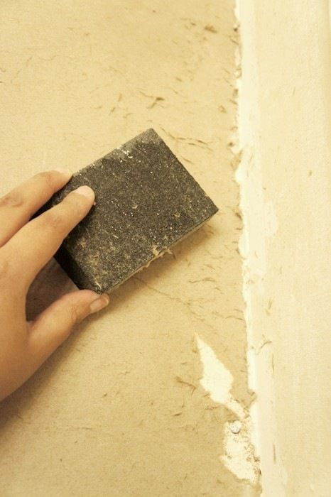 how to easily remove wallpaper diy tutorial paint