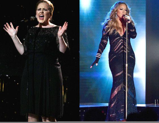 Adele e Mariah Carey podem se apresentar em Las Vegas | E! Online Brasil