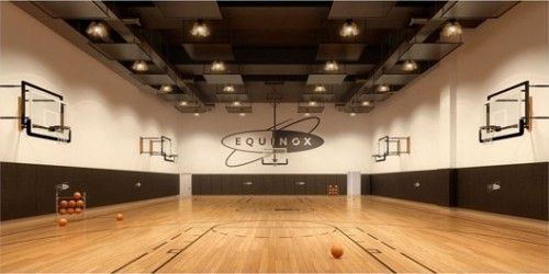 Amenity Overload 3 400 Studios At New Rental Tower Mima Basketball Room Nyc Real Estate Indoor Basketball Court