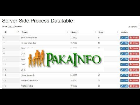 Laravel Datatables Individual column searching using Ajax