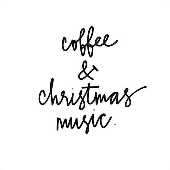 This is me every single weekend morning in #December.  What's your favorite #Christmas song?: