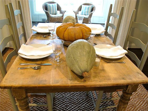 Fall Harvest Dinner Party