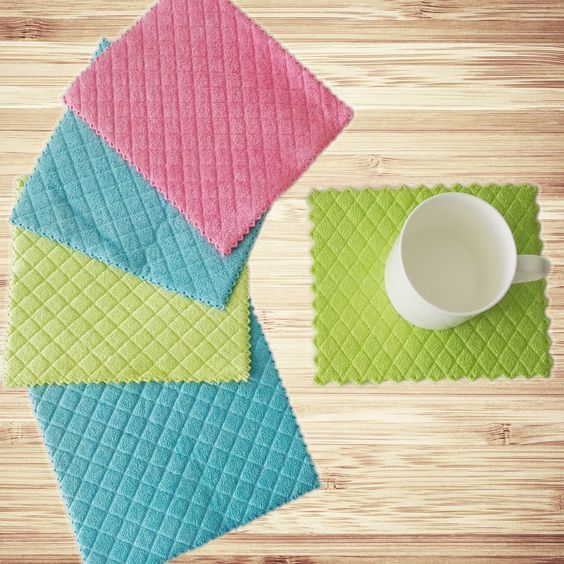 Check out this product on Alibaba.com App:China supply high quality microfiber coffee cup mat/dinner plate mat https://m.alibaba.com/RJfqae
