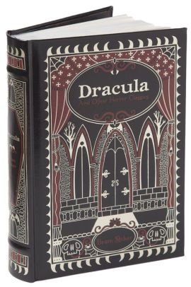 Dracula And Other Horror Classics Barnes Noble Collectible Editions Dracula Book Bram Stoker Books Horror Books