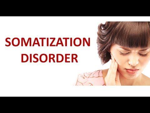 Somatization disorder