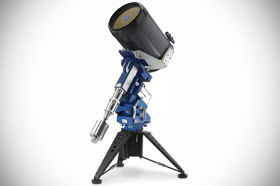 "If you really want to see deep into space without relying on BBC or NGC, you'll need serious hardware like the Observatory Class Telescope. armed with 20"" diameter aperture and GPS"