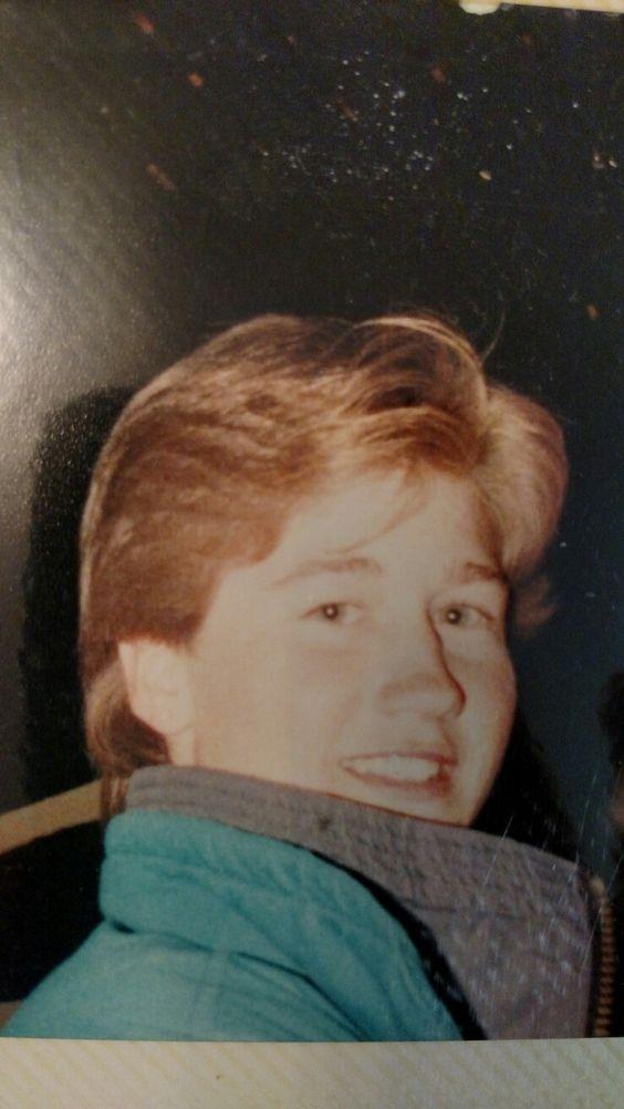 Me, 1990 Karlsruhe, Germany