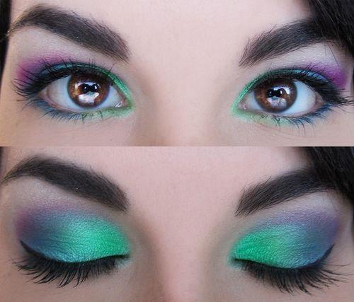 peacock / Marby B.'s (marby) Photo / Beautylish