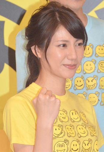 松下奈緒のTシャツ