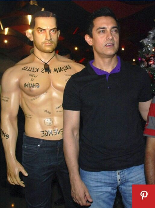 Aamir Khan immortalize by Madame Tussauds. | Bollywood actors, Asian  actors, Bollywood celebrities