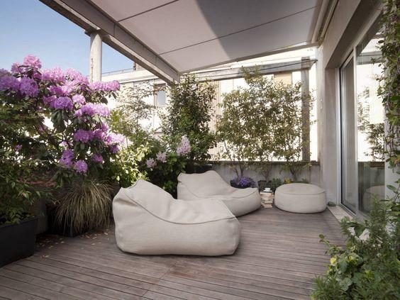 2017 Balkon Einrichten Modern