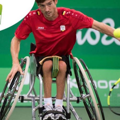 Paralympic Games - Team Belgium | Rio 2016 - Mike Denayer