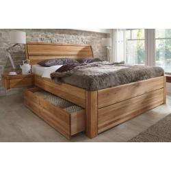 Funktionsbett Pocket Weiss 140x200 Cm Bett 120x200 Bett Mit Aufbewahrung Bett 120