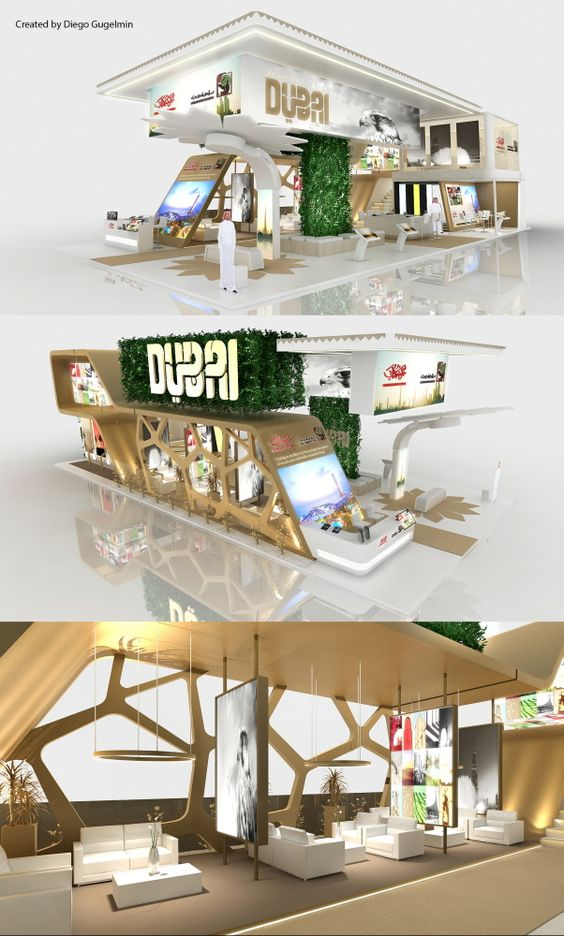D Exhibition In Dubai : Exhibition design by diego gugelmin at coroflot