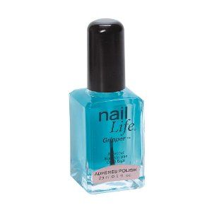 supposed to be an amazing base coat with a sticky texture to grab onto the polish