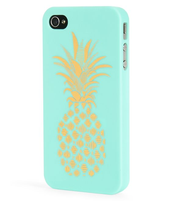 LLD Pineapple iPhone® 4/4S Case - Aeropostale