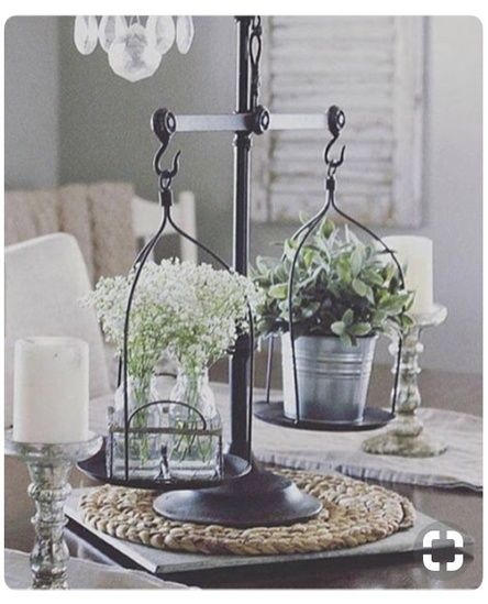 Centerpiece For Dining Table New Look Different Idea Modern Farmhouse Living Room Decor Farmhouse Decor Living Room Dining Table Centerpiece
