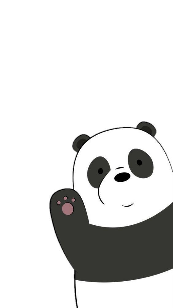 List Of 40 Best Wallpapers In Week 5 In 2020 Bear Wallpaper Cute Panda Wallpaper We Bare Bears Wallpapers
